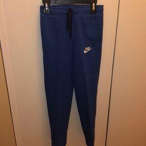 Boys Nike Fleece Sweatpants